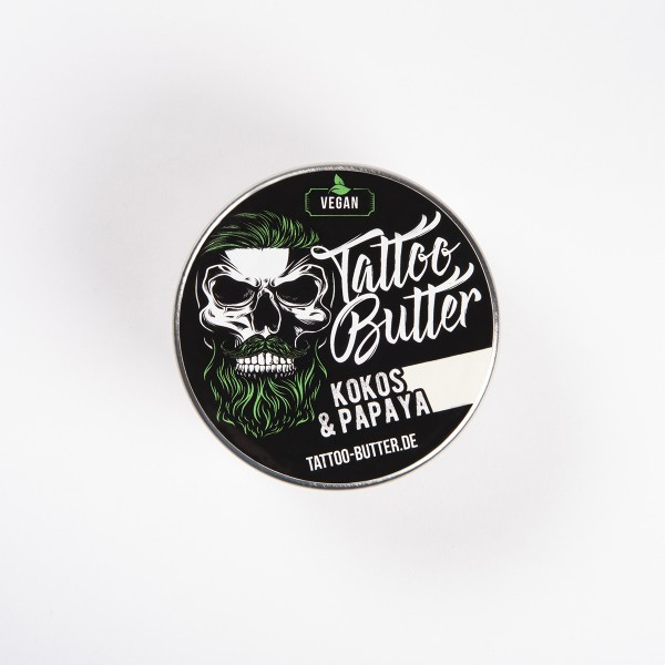 Tattoo Butter Kokos & Papaya - Kerle