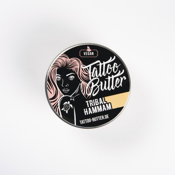 Tattoo Butter Tribal Hammam - Mädels