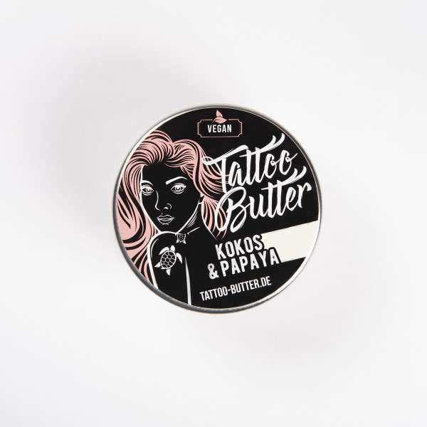Tattoo Butter Kokos & Papaya - Mädels