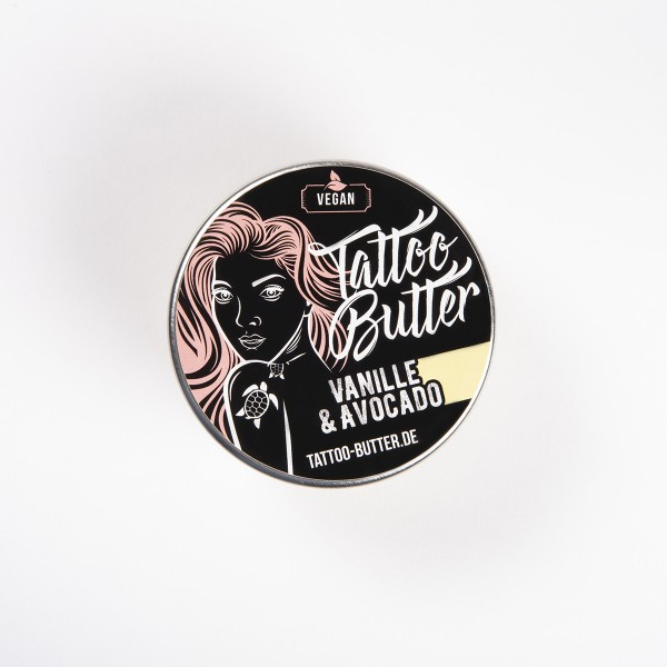 Tattoo Butter Vanille & Avocado - Mädels