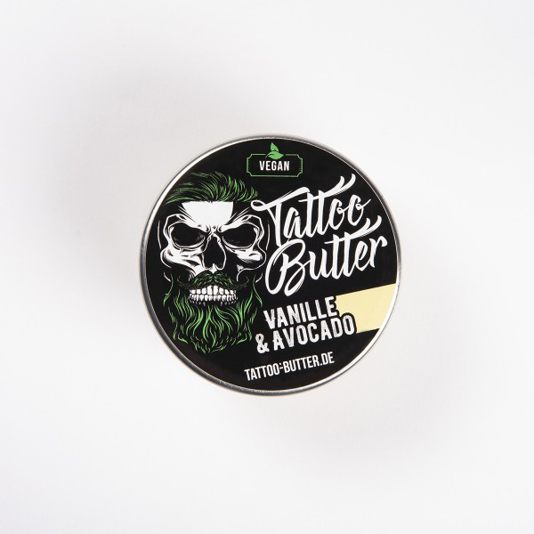 Tattoo Butter Vanille & Avocado - Kerle